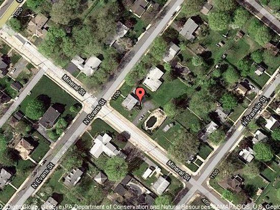 1100 N Evans St, Pottstown, PA 19464
