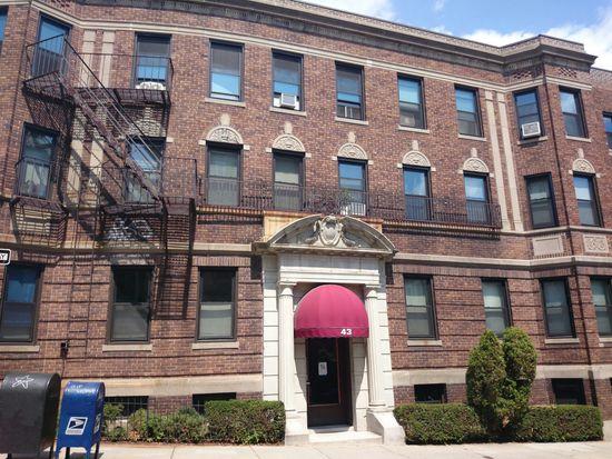43 Glenville Ave APT 18, Boston, MA 02134