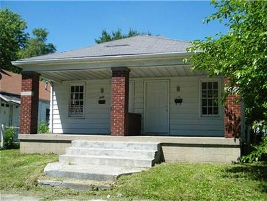 246 S Dearborn St, Indianapolis, IN 46201