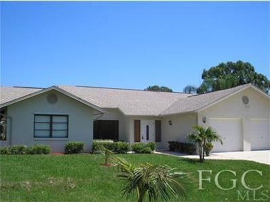 16721 Carmen Ave, Fort Myers, FL 33908