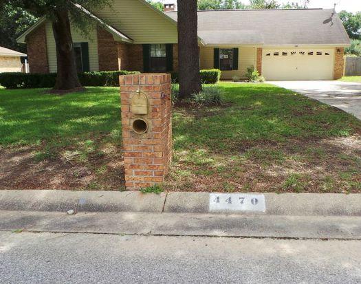 4470 Whisper Dr, Pensacola, FL 32504