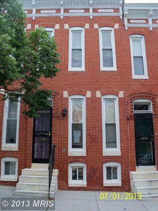 1149 N Calhoun St, Baltimore, MD 21217