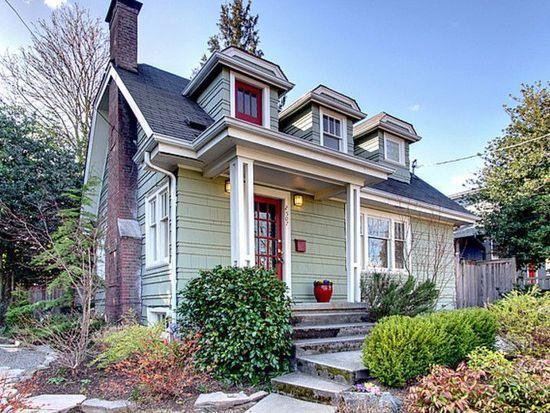 2507 22nd Ave E, Seattle, WA 98112