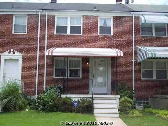 5543 Channing Rd, Baltimore, MD 21229