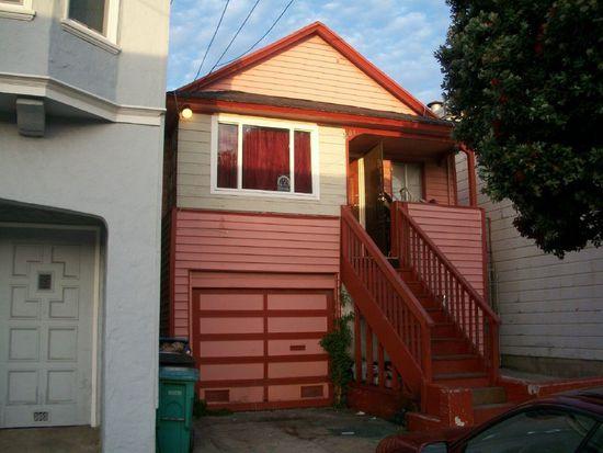 1504 Quesada Ave, San Francisco, CA 94124