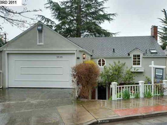 5535 Masonic Ave, Oakland, CA 94618