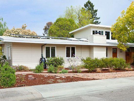 251 El Verano Ave, Palo Alto, CA 94306