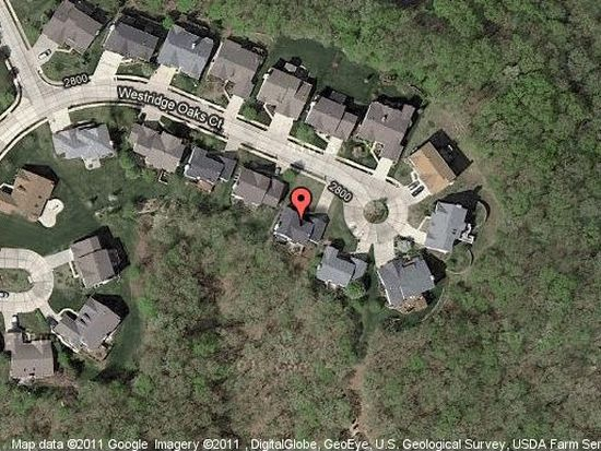 2812 Westridge Oaks Ct, Grover, MO 63040