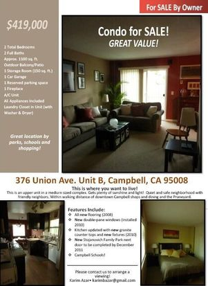 376 Union Ave APT B, Campbell, CA 95008