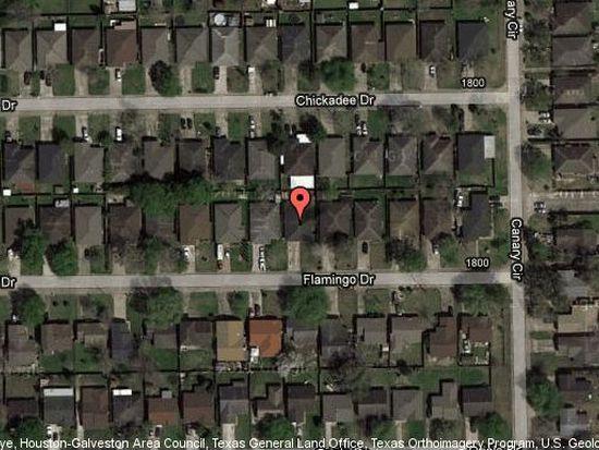 1812 Flamingo Dr, League City, TX 77573