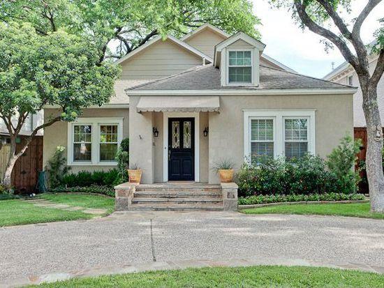 3704 Mockingbird Ln, Dallas, TX 75205