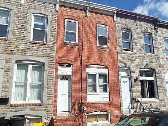 3416 E Lombard St, Baltimore, MD 21224
