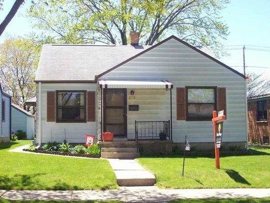 6165 W Spencer Pl, Milwaukee, WI 53218