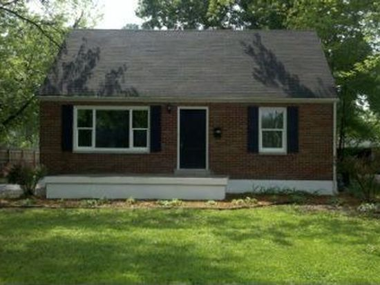 4726 Van Hoose Rd, Shively, KY 40216