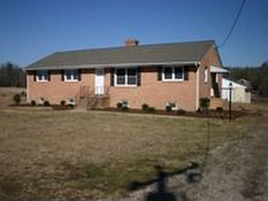 6210 Hickory Rd, South Chesterfield, VA 23803