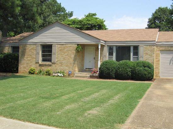 612 Graycroft Dr SW, Huntsville, AL 35802
