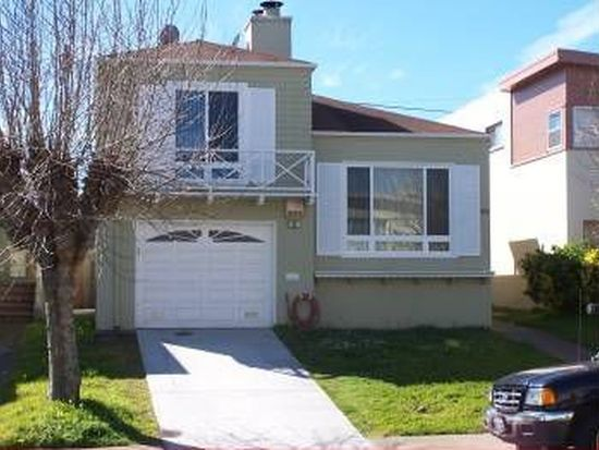 11 Fleetwood Dr, Daly City, CA 94015