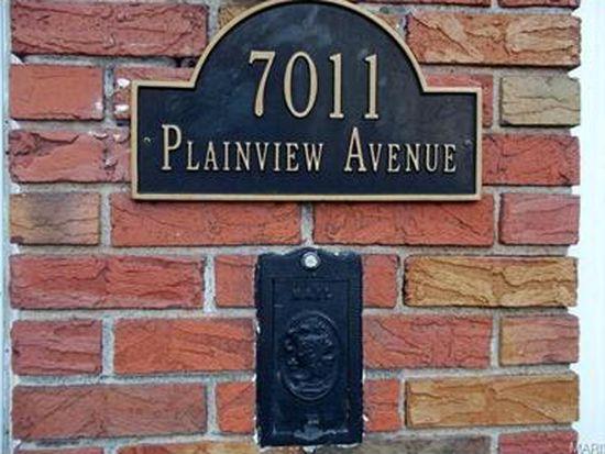 7011 Plainview Ave, Saint Louis, MO 63109