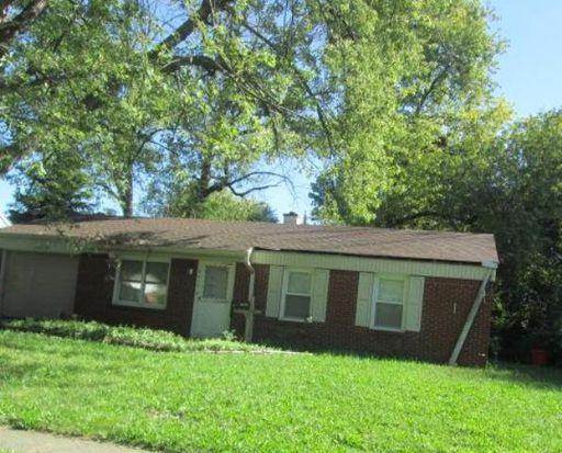 3619 Gerrard Ave, Indianapolis, IN 46224