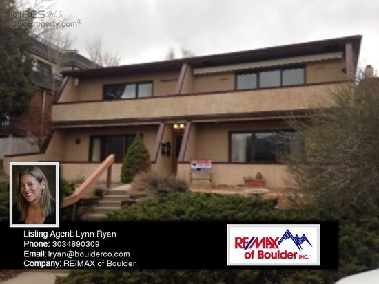 2003 Mesa Dr APT 3, Boulder, CO 80304