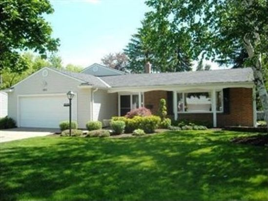 1811 Edenhall Dr, Mayfield Hts, OH 44124