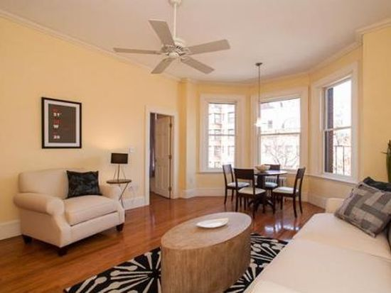 400 Marlborough St APT 6, Boston, MA 02115