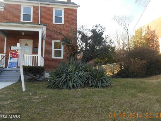 1037 Upnor Rd, Baltimore, MD 21212