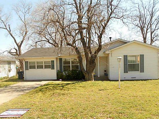 614 Mulkey Ln, Denton, TX 76209