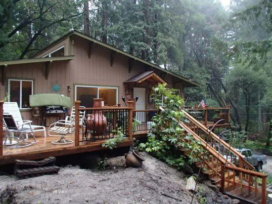 575 Hazel Brake, Boulder Creek, CA 95006