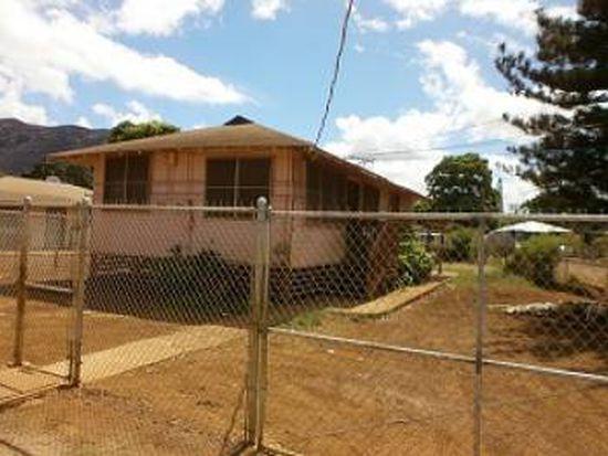 84-974 Hanalei St, Waianae, HI 96792