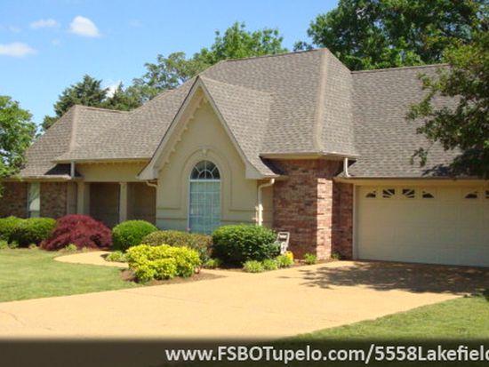 5558 Lakefront Dr, Tupelo, MS 38801