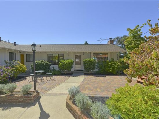480 Sunset Dr, Angwin, CA 94508