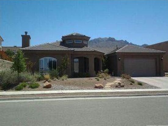 1276 Franklin Quail Pl, El Paso, TX 79912