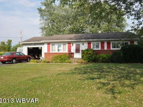 1461 Middle Rd, Muncy, PA 17756