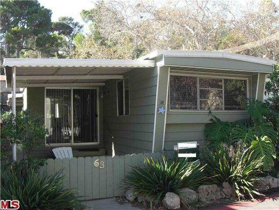 28128 Pacific Coast Hwy SPC 63, Malibu, CA 90265