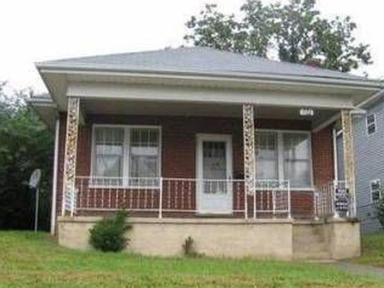 1122 Dale Ave SE, Roanoke, VA 24013