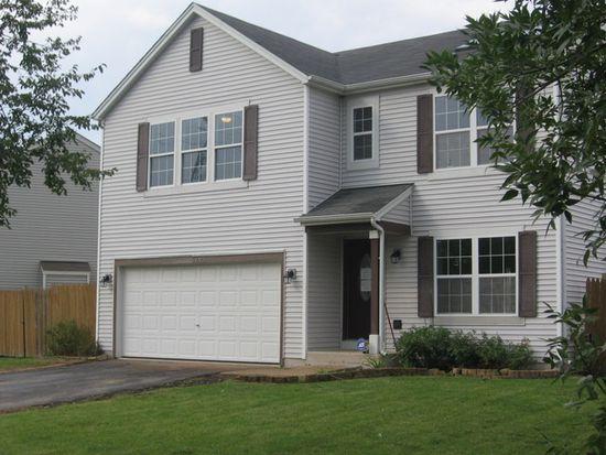 1705 Hawthorne Ridge Dr, Plainfield, IL 60586