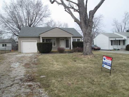 560 S Biltmore Ave, Indianapolis, IN 46241