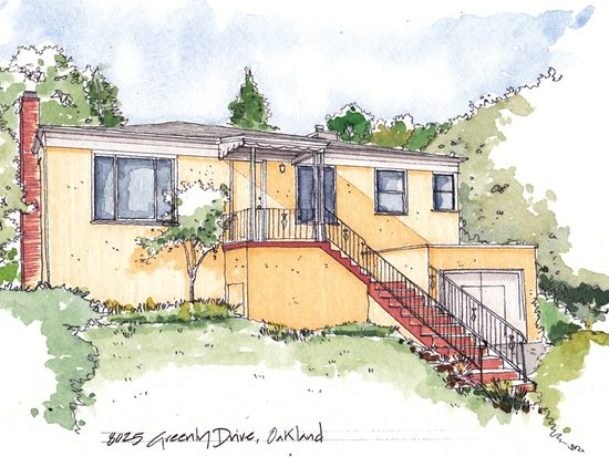 8025 Greenly Dr, Oakland, CA 94605