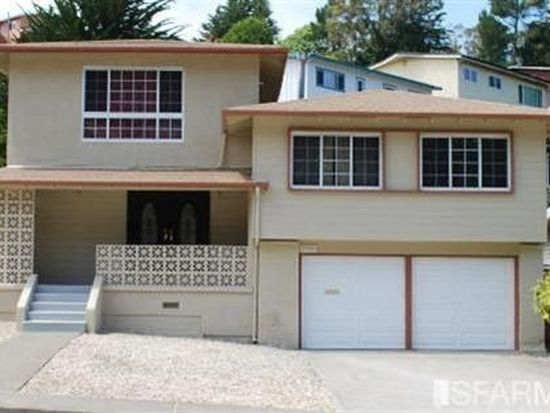 2380 Valleywood Dr, San Bruno, CA 94066