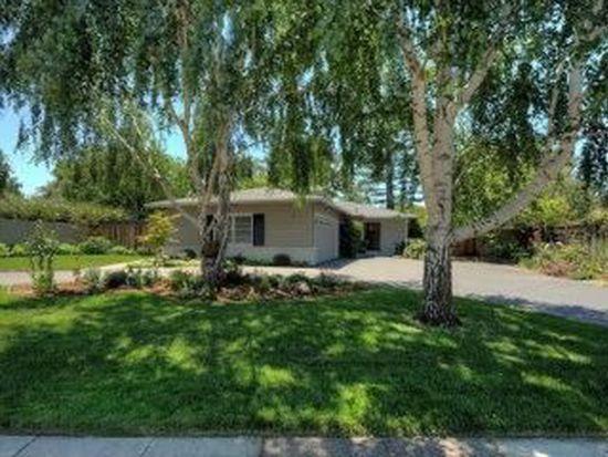50 Fairfax Ave, Atherton, CA 94027