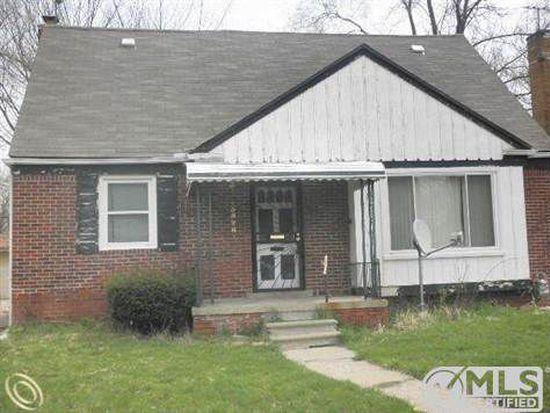 13526 Grandmont Ave, Detroit, MI 48227