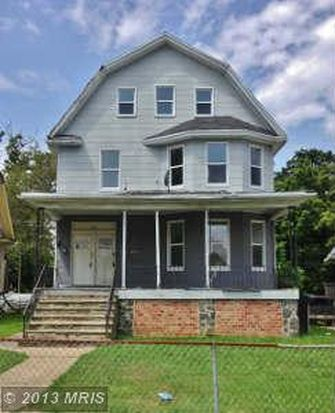 3302 Oakfield Ave, Baltimore, MD 21207