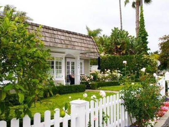 2596 Crestview Dr, Newport Beach, CA 92663