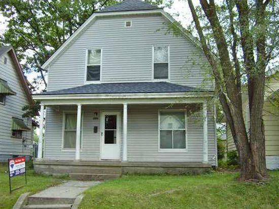 1006 E Calvert St, South Bend, IN 46613