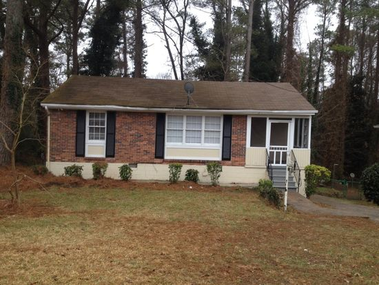 2664 Loghaven Dr NW, Atlanta, GA 30318