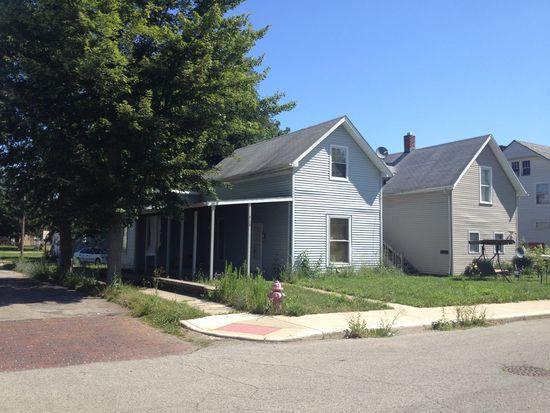 314 W 4th St, Anderson, IN 46016