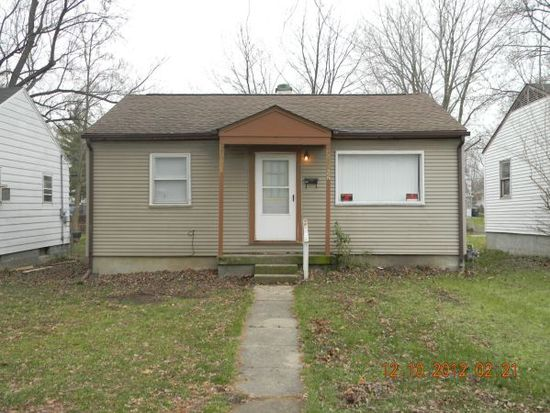 2627 Pearl St, Anderson, IN 46016