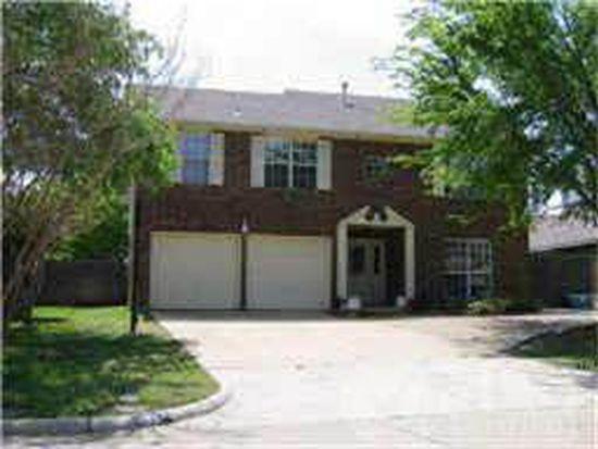 2817 Fenwick St, Grand Prairie, TX 75052
