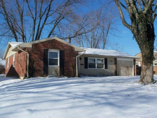 280 Montana Dr, Xenia, OH 45385